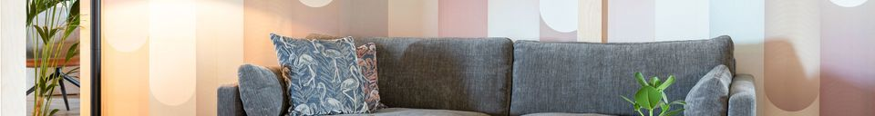 Material Details Summer Anthracite Pouf