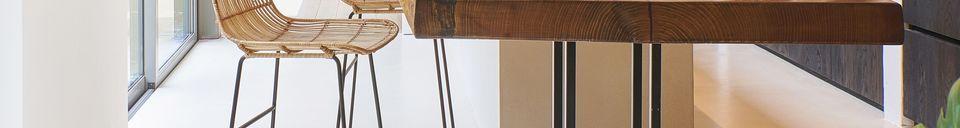 Material Details Sun Bar Chair
