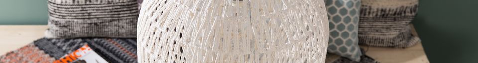 Material Details Suspension Cable 40 White
