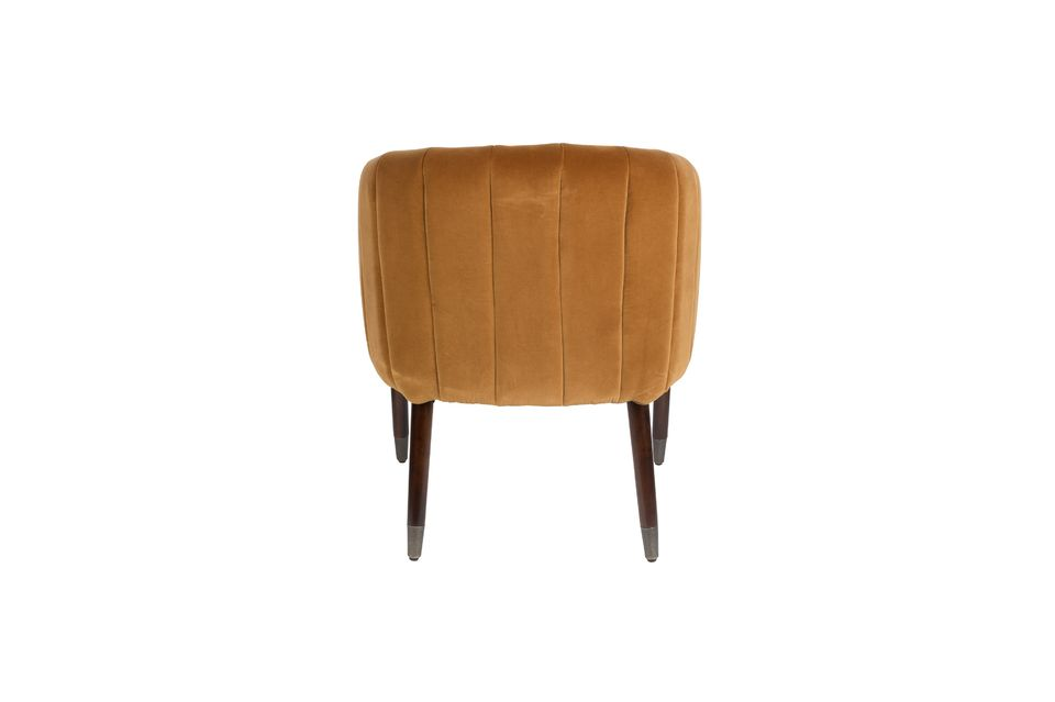 50 cm and a height of 78 cm, this is the armchair you can\'t get enough of