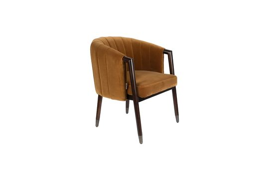 Tammy Whisky Armchair Clipped
