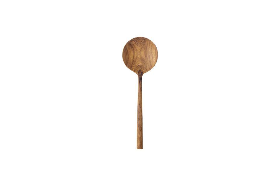 Teak Albignac Spoon Bloomingville