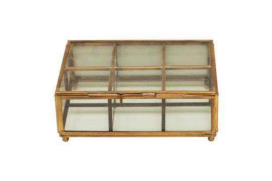 Tencin Jewelry boxes 6 compartments