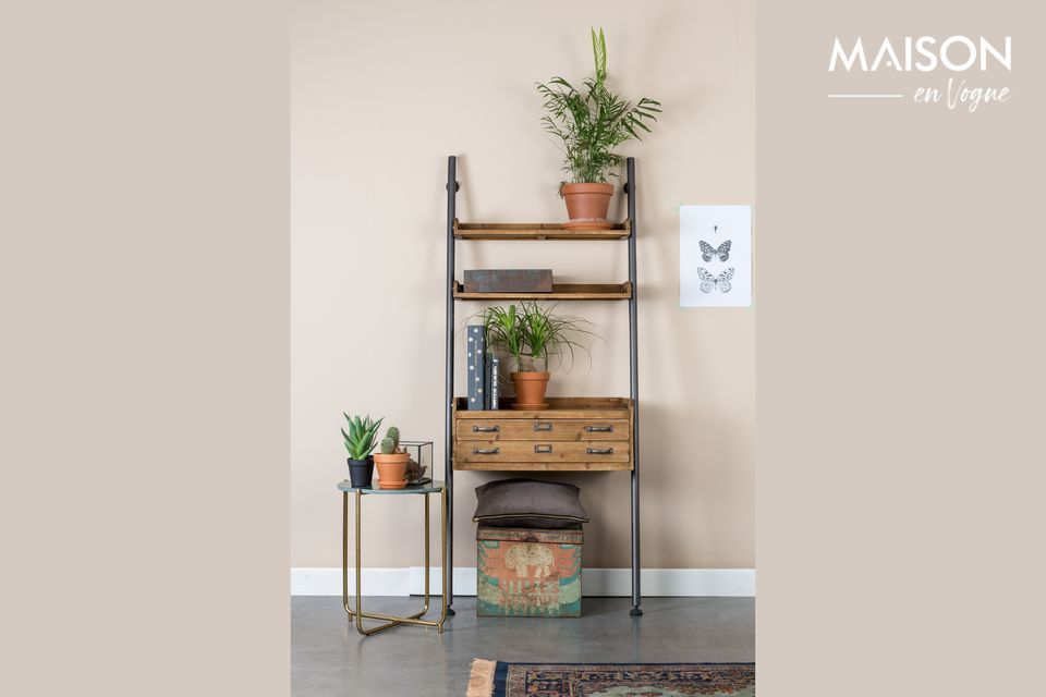 Timpa green marble side table - 7