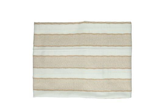 Tizia rectangular cotton tablecloth