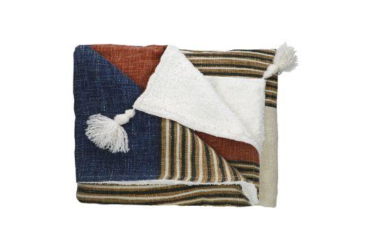 Toudou patterned plaid