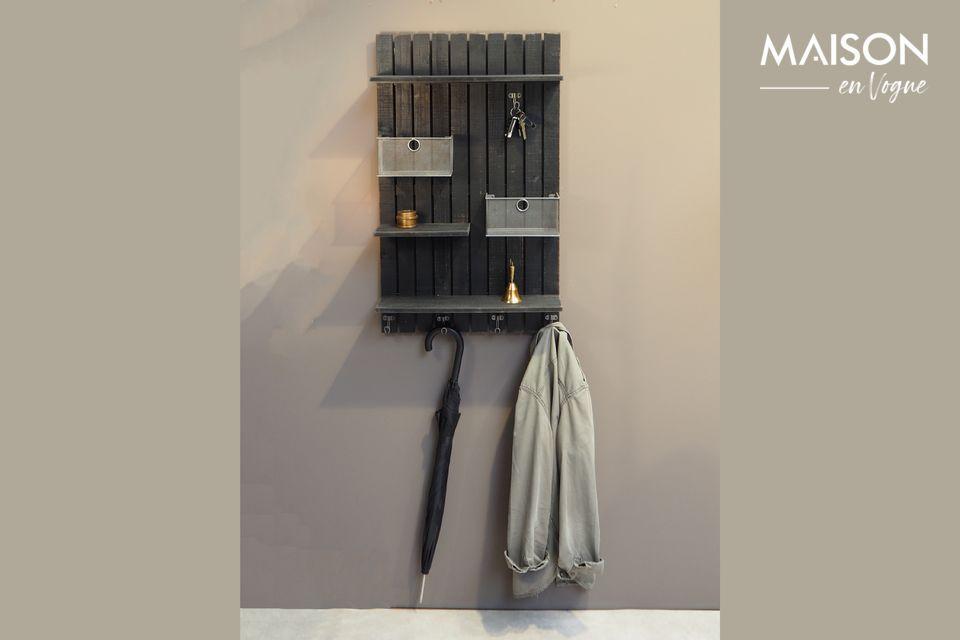 Tramayes Wall shelves and coat rack Chehoma