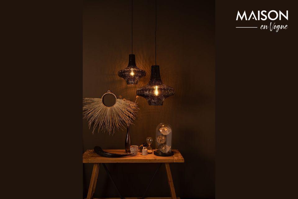 Original contemporary lamp