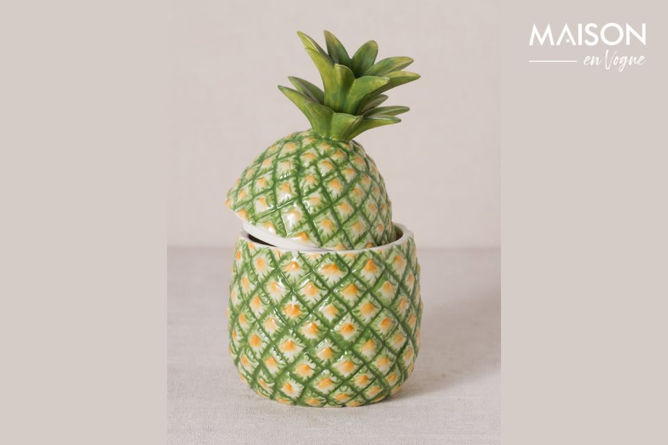 Troubat Ceramic Pineapple Chehoma