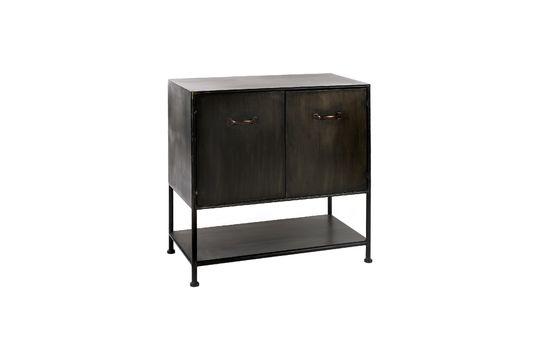 Typographic Cabinet Black