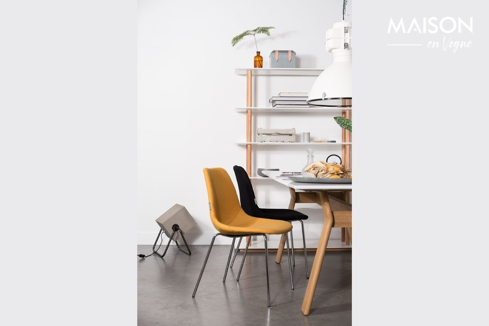 Want to add an industrial style to your interior? The Zuiver brand has created for you the Concrete