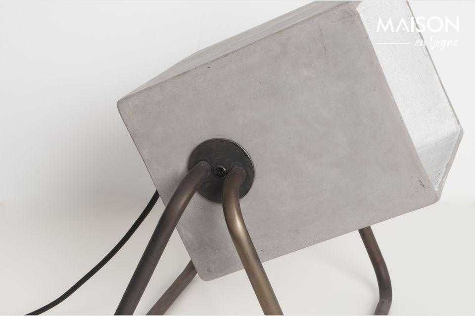 Up Concrete Lamp - 4
