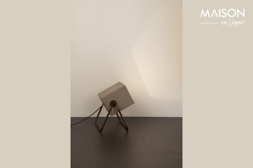 Up Concrete Lamp - 5