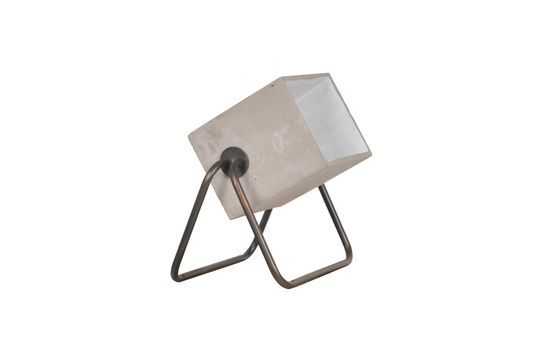 Up Concrete Lamp Clipped