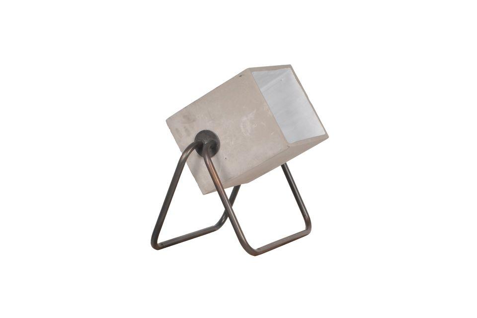 Up Concrete Lamp - 6