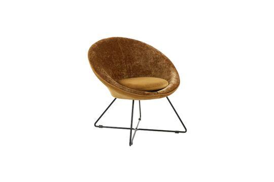Velvet Garbo armchair