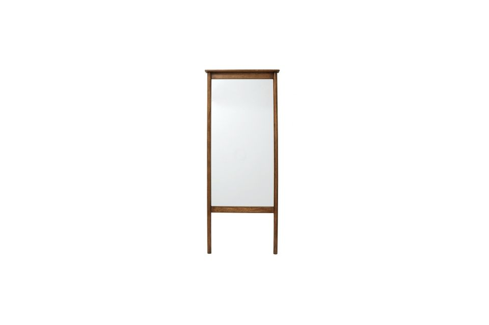 The Wasia Mirror on Legs from the Danish brand Nordal is authentic and natural