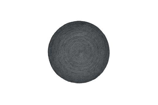 Wissant round jute carpet